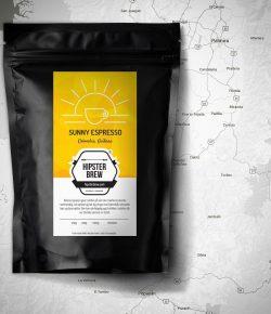 Hipt lokalt kaffebrand, med kærlighed og præcision