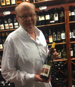 Verdens bedste biodynamiske vin og designtæft finder du hos Koldings ældste vinhandler