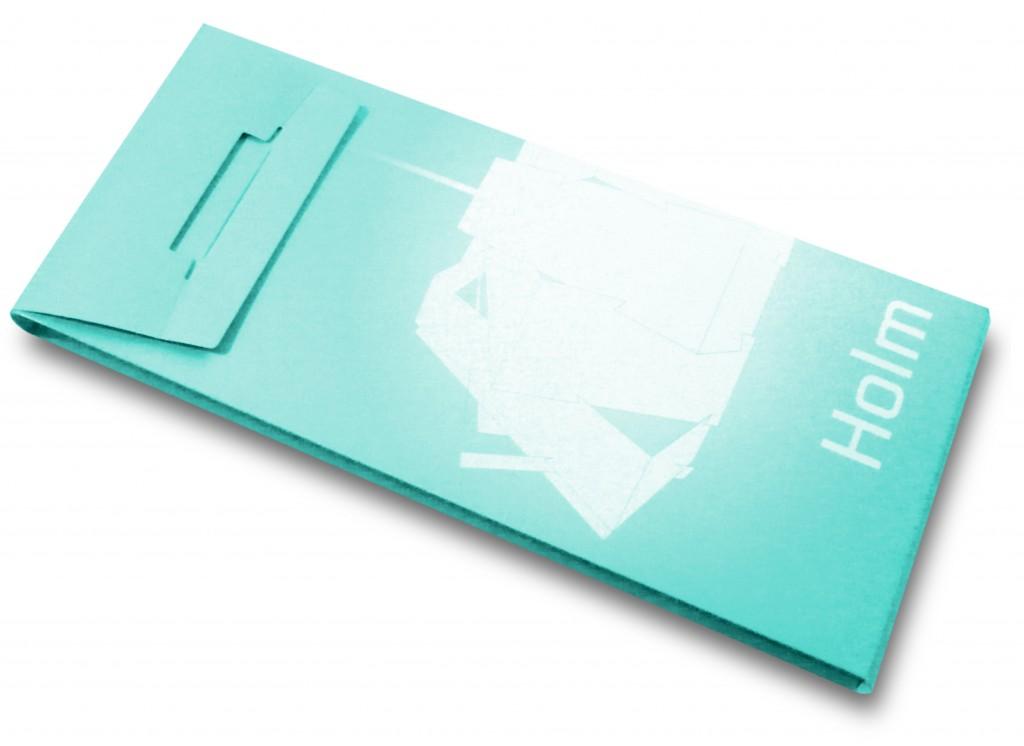 HOLM Lampe emballage. Tryk på billedet og se mere