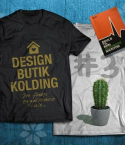"""Så er Designbutik Kolding på """"gaden"""" igen – med et helt nyt og lidt anderledes nummer – hvortil mange har bidraget"""