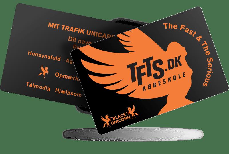 Tfts Trafik Unicard fra BlackUnicorn